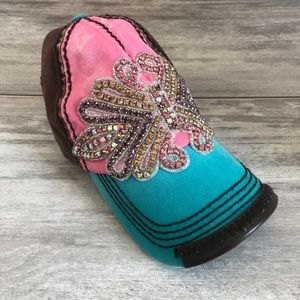 Western bejeweled hat